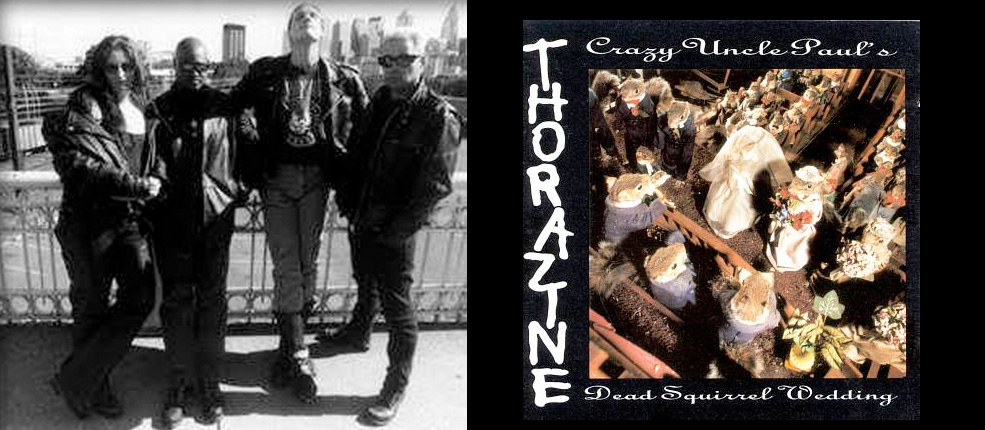 Thorazine back together – Philly show May 3!
