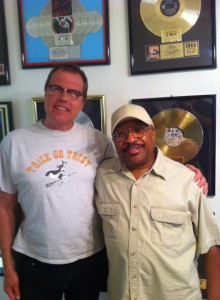 Jonny Whiteside with Swamp Dogg thanks to Cary Baker (Stolen from Jonny's Facebook Page)