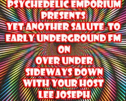A Salute to Early FM Underground on OUSD, LuxuriaMusic