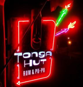 Tonga Hut Sign