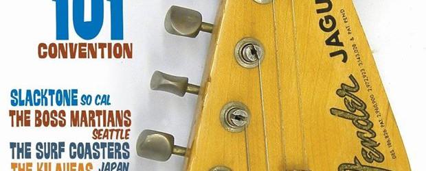 Surf Guitar 101 featuring Boss Martians!