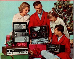 Live Xmas Eve OUSD on LuxuriaMusic 2-5 PM PST