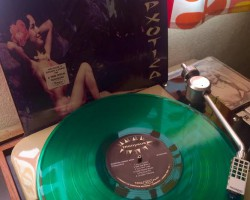 Creepxotica Haunted Bossa Nova LP Repress on Green Vinyl!