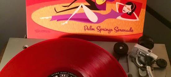 Martini Kings Palm Springs Serenade Red Vinyl!