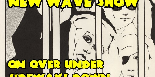 Punk + NewWave 45s LuxuriaMusic 2nite 8-10 PST