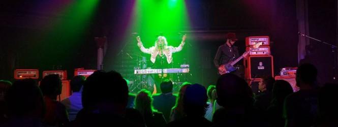 Jesika von Rabbit Psychic Spice live in Bham!