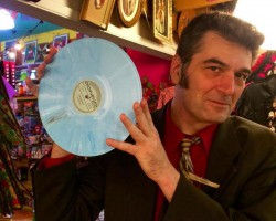 3/24: Skip Heller 78 RPM Record Release Party at La Luz de Jesus