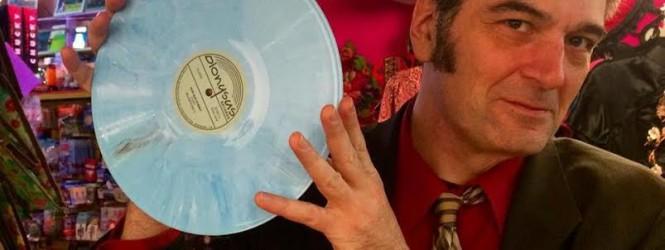 3/24: Skip Heller 78 RPM Record Release Party at La Luz de Jesus
