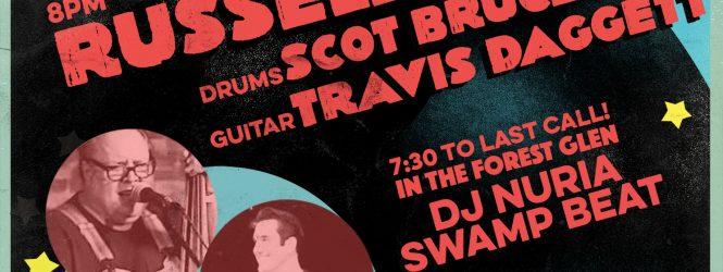 Russell Scott / DJ Nuria / DJ Lee at Clifton's DTLA 7/21
