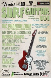 The 9th Annual Surf Guitar 101