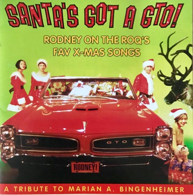 Santas Got a GTO