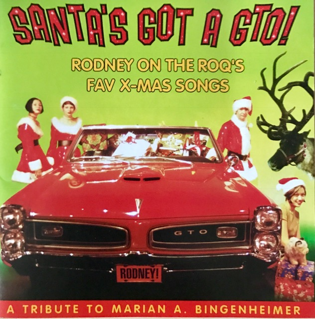Santa's Got a GTO