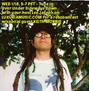 Keith Morris Lux Rebroadcast