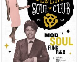6/21: Desert Soul Club comes to Los Angeles at Gold Diggers