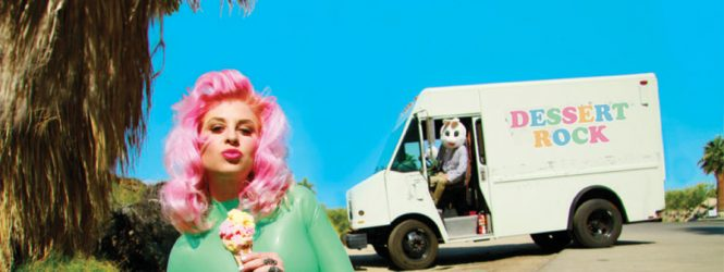 First Review of Jesika von Rabbit Dessert Rock LP – Coachella Valley Weekly!