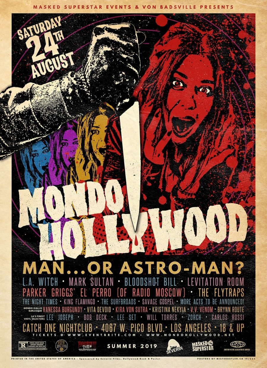 Mondo Hollywood Poster