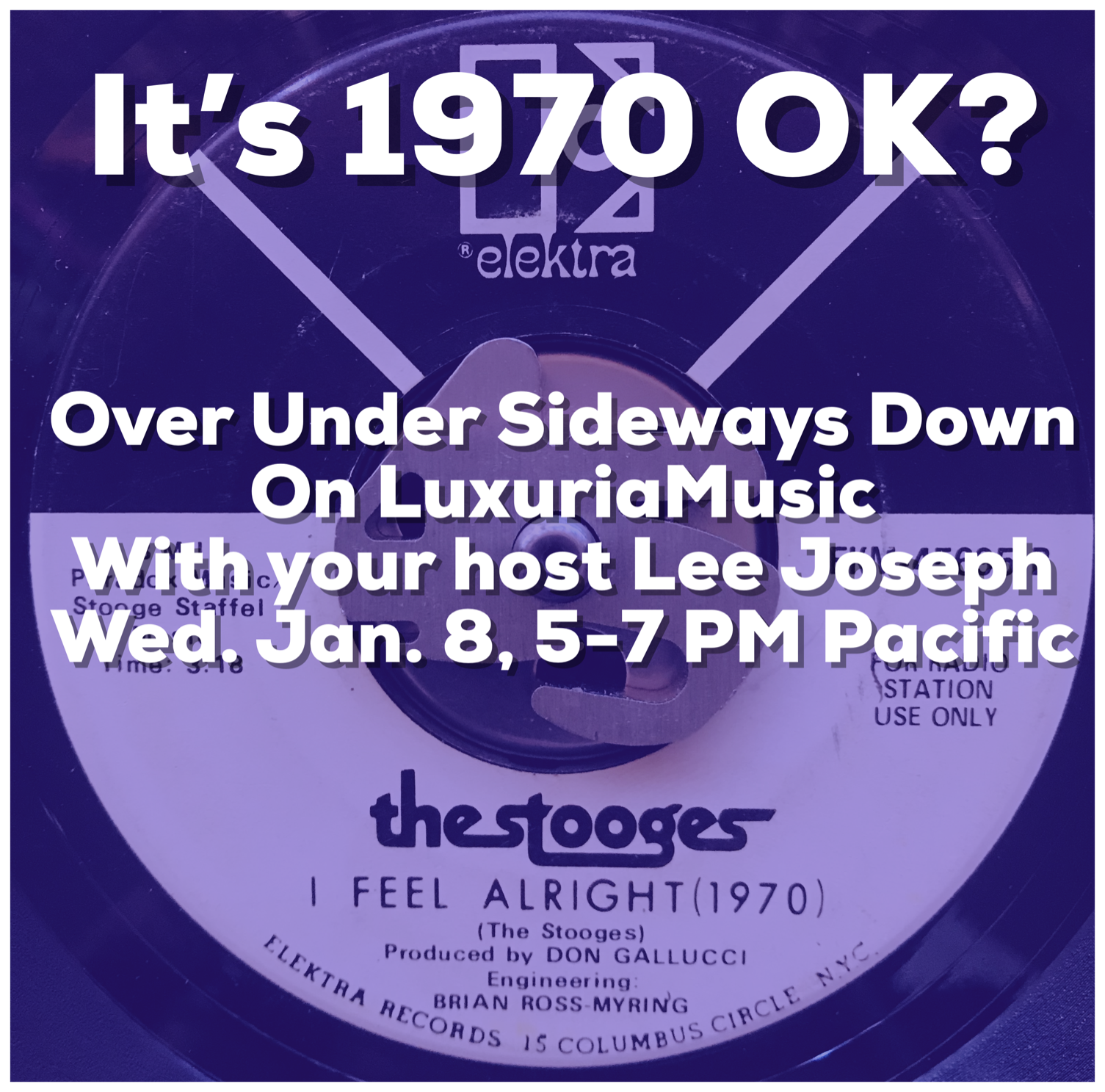 1970 Over Under Sideways Down LuxuriaMusic