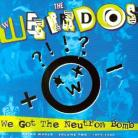 THE WEIRDOS - Weird World Volume Two 1977-1989 LP
