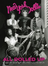 NEW YORK DOLLS - All Dolled Up: Films By Bob Gruen and Nadya Beck DVD