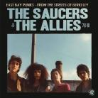 The Allies / The Saucers - East Bay Punk 78 - 81 LP