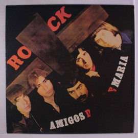 Amigos de Maria - Rock CD reissue