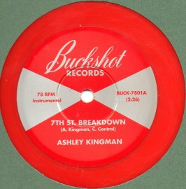 Ashley Kingman - 7th St. Breakdown 10