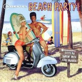 VA - Del-Fi Beach Party! CD