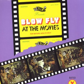 Blow Fly - At The Movies LP re