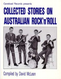 Collected Stories on Australian Rock 'n' Roll - BOOK
