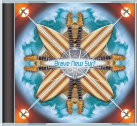 VA - Brave New Surf CD