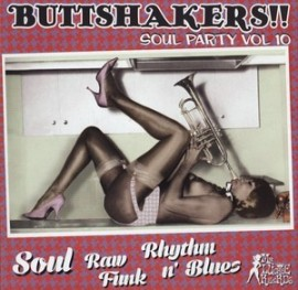VA: Buttshakers Soul Party Vol 10 LP