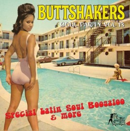 VA: Buttshakers Soul Party Vol 13 LP