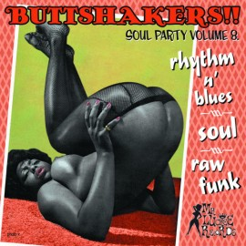 V/A Buttshakers Soul Party Vol 8