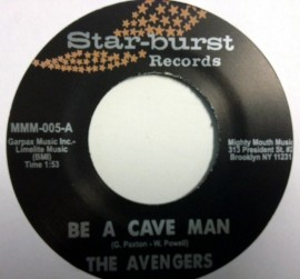 The Avengers - Be A Cave Man 7