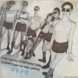Devo - Satisfaction Booji Boy 45 Orig