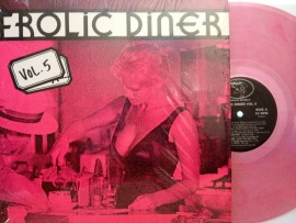 V/A Frolic Diner Vol 5 Ltd Pink Vinyl LP