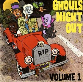 VA - Ghoul's Night Out - Volume 1 LP