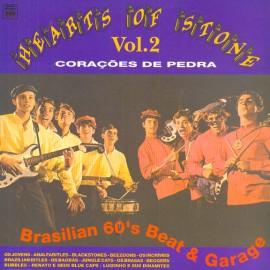 V/A: Hearts Of Stone Brasilian 60s Beat Vol 2 LP