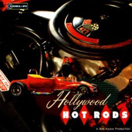 VA - Hollywood Hot Rods CD