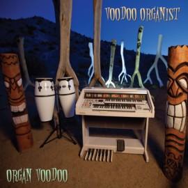 Voodoo Organist - Organ Voodoo LP