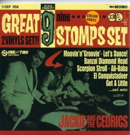 Jackie and The Cedrics - Great Nine Stomps Set 7