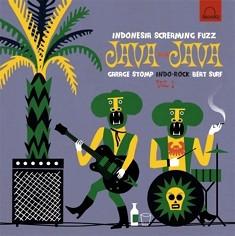 V/A Java-Java Indonesia Screaming Fuzz Garage Stomp Indo-Rock Beat Surf Volume 1CD