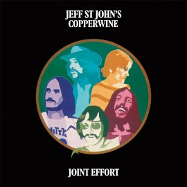 Jeff St Johns Copperwine - Joint Effort LP