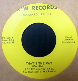 Thats The Way - Keetie and the Kats orig 7