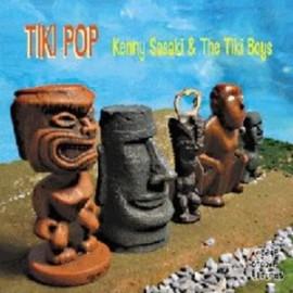 Kenny Sasaki & The Tiki Boys - Tiki Pop CD