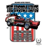 VA: The Kustom Kings - Untamed Youth, Ghastly Ones, Dynotones...