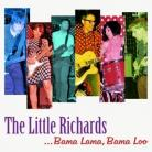 The Little Richards - Bama Lama, Bama Loo LP
