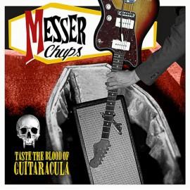Messer Chups Taste the Blood of Guitaracula LP