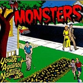 THE MONSTERS - Youth Against Nature LP