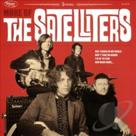 The Satelliters - More Of LP SLIGHT COVER DENT